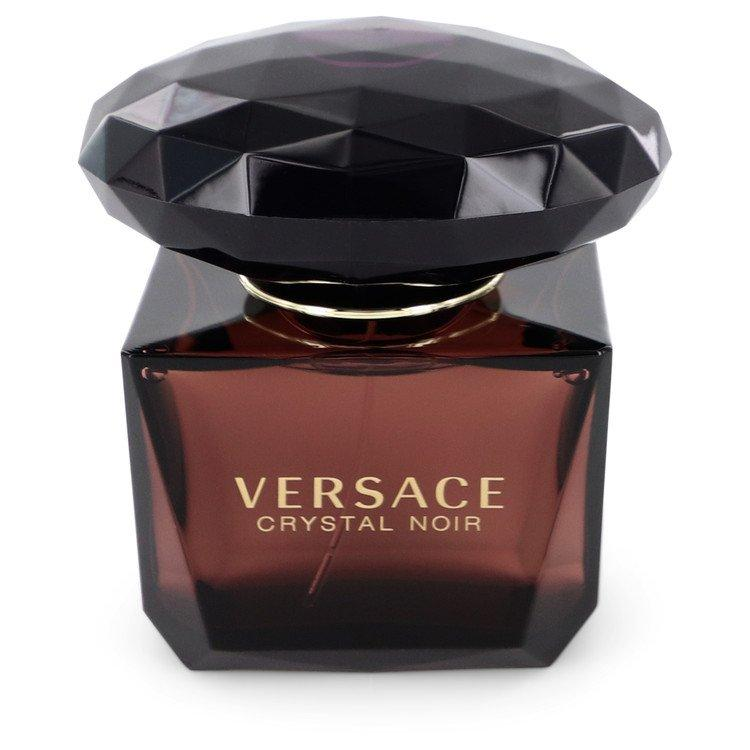 Crystal Noir by Versace Eau De Toilette Spray (unboxed) 3 oz for Women - Oliavery