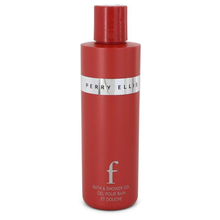 Perry Ellis F by Perry Ellis Shower Gel (unboxed) 6.7 oz for Women - Oliavery