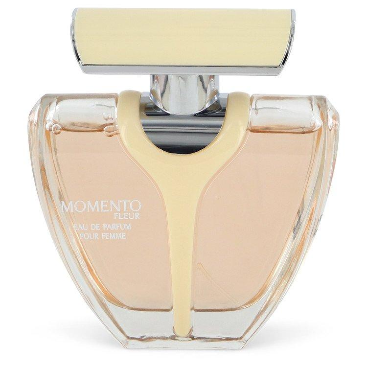 Armaf Momento Fleur by Armaf Eau De Parfum Spray (unboxed) 3.4 oz for Women - Oliavery