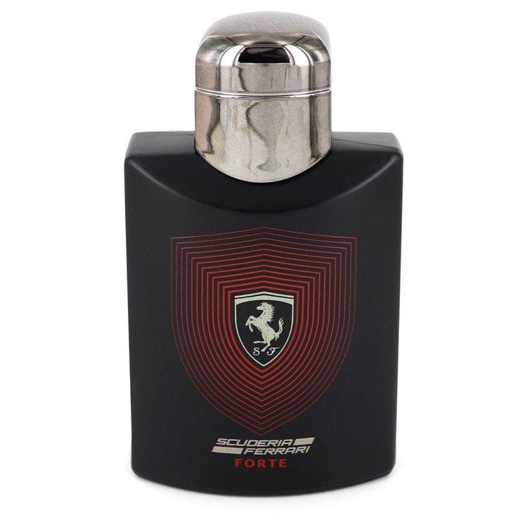 Ferrari Scuderia Forte by Ferrari Eau De Parfum Spray (unboxed) 4.2 oz for Men