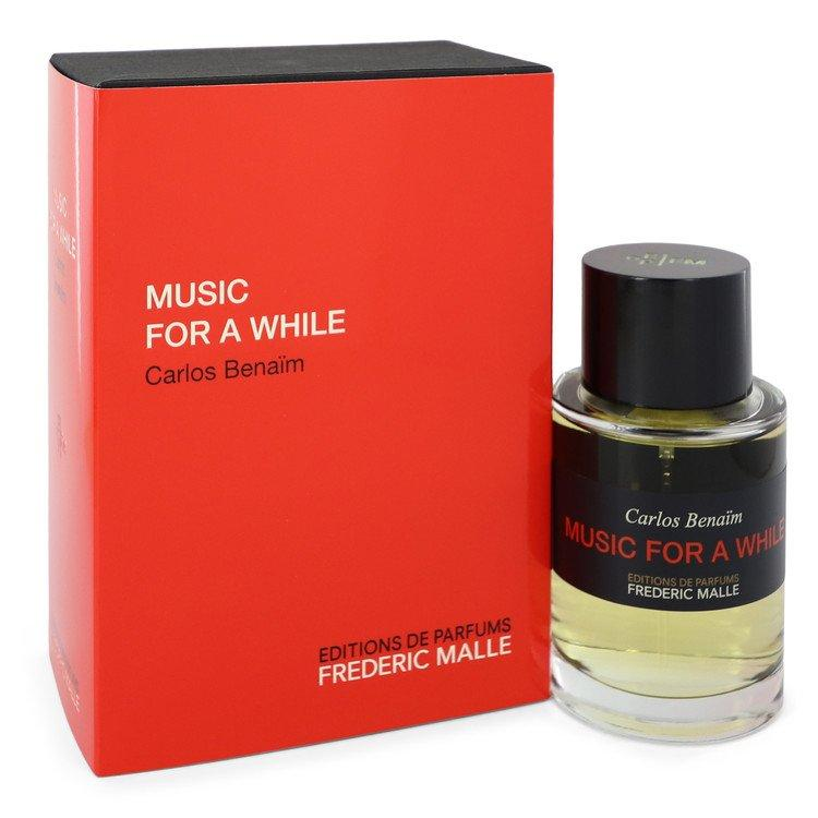 Music for a While by Frederic Malle Eau De Parfum Spray (Unisex) 3.4 oz for Women - Oliavery