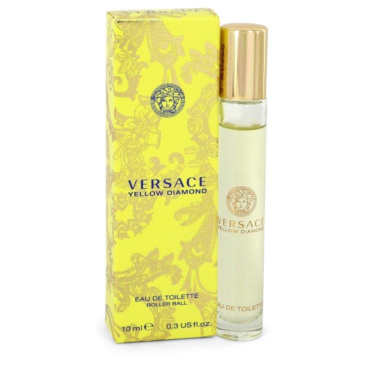 Versace Yellow Diamond by Versace EDT Rollerball .3 oz for Women - Oliavery