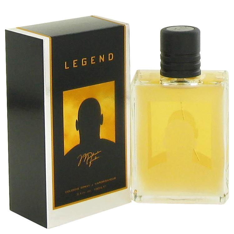 Michael Jordan Legend by Michael Jordan Mini EDT Spray 0.5 oz for Men - Oliavery