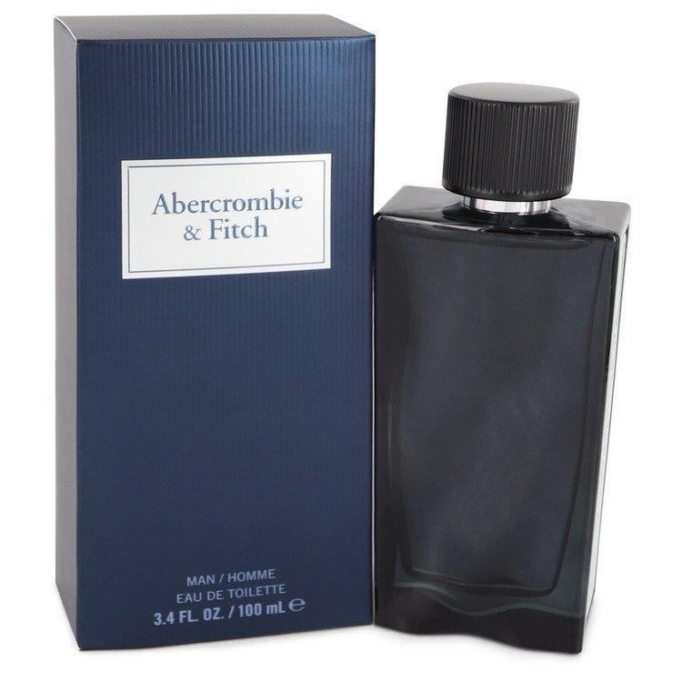 First Instinct Blue by Abercrombie & Fitch Eau De Parfum Spray (unboxed) 3.4 oz for Men - Oliavery