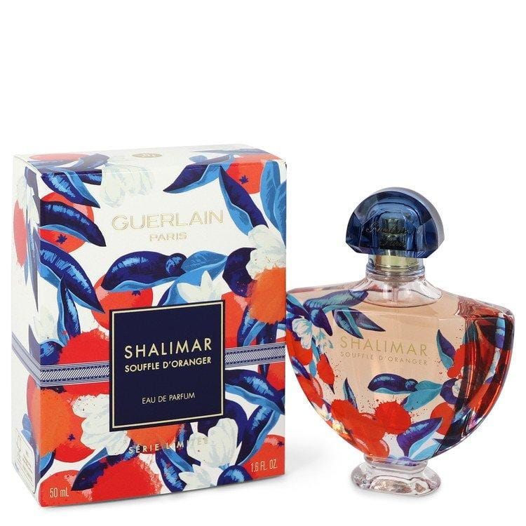 Shalimar Souffle D'Oranger by Guerlain Eau De Parfum Spray 1.6 oz for Women - Oliavery