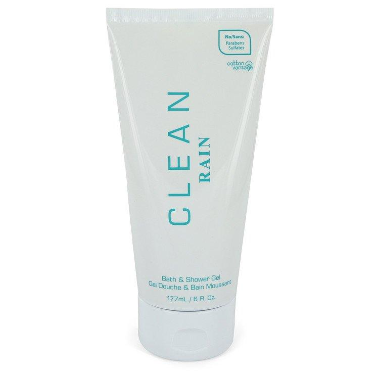 Clean Rain by Clean Shower Gel 6 oz for Women - Oliavery