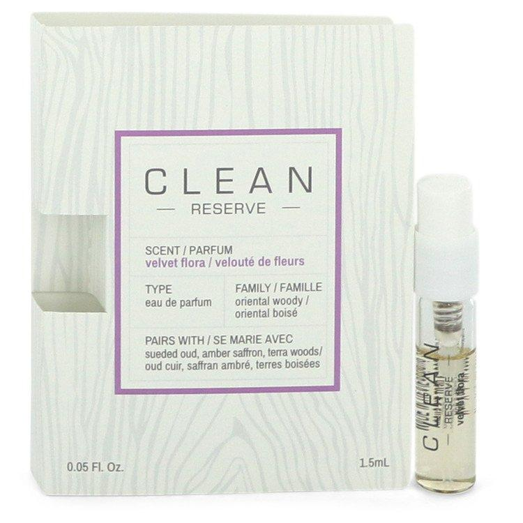 Clean Velvet Flora by Clean Vial (sample) .05 oz for Women - Oliavery