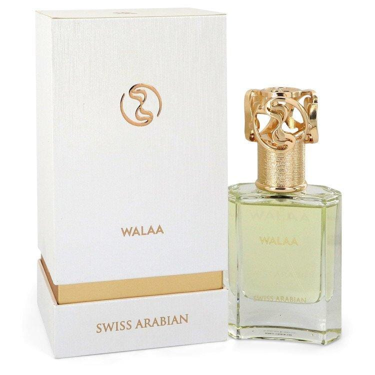Swiss Arabian Walaa by Swiss Arabian Eau De Parfum Spray (Unisex) 1.7 oz for Men - Oliavery