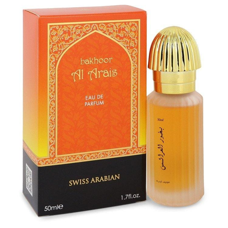 Swiss Arabian Al Arais by Swiss Arabian Eau De Parfum Spray 1.7 oz for Women - Oliavery