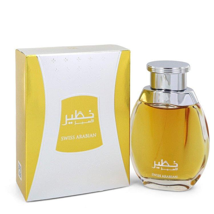 Swiss Arabian Khateer by Swiss Arabian Eau De Parfum Spray 3.4 oz for Men - Oliavery