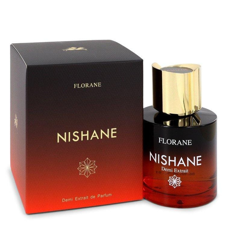 Nishane Florane by Nishane Extrait De Parfum Spray (Unisex) 3.4 oz for Women - Oliavery