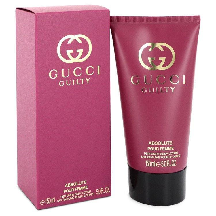 Gucci Guilty Absolute by Gucci Body Lotion 5 oz for Men - Oliavery