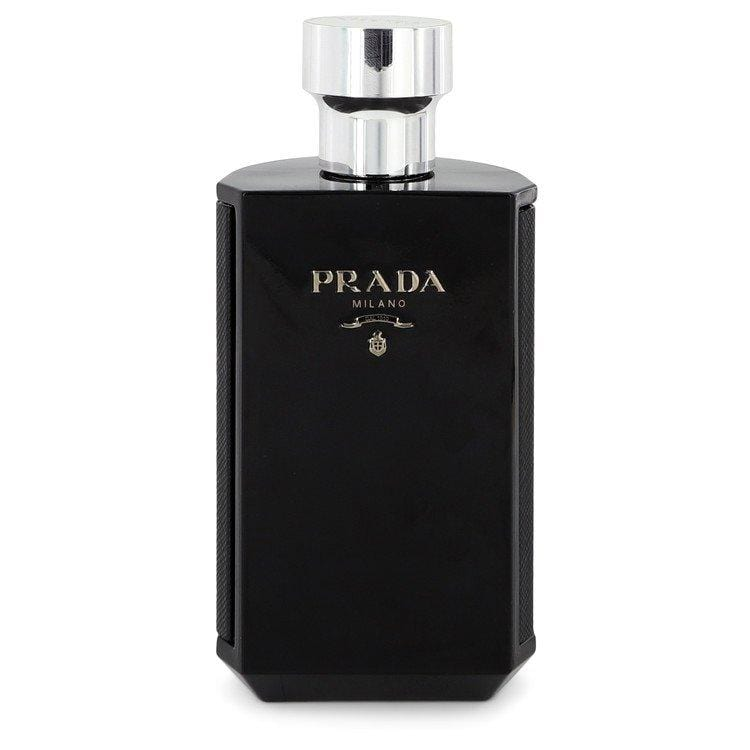 Prada L'homme Intense by Prada Eau De Parfum Spray (unboxed) 5.1 oz for Men