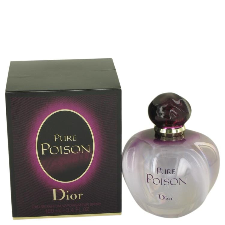 Pure Poison by Christian Dior Eau De Parfum Spray (unboxed) 1 oz for Women