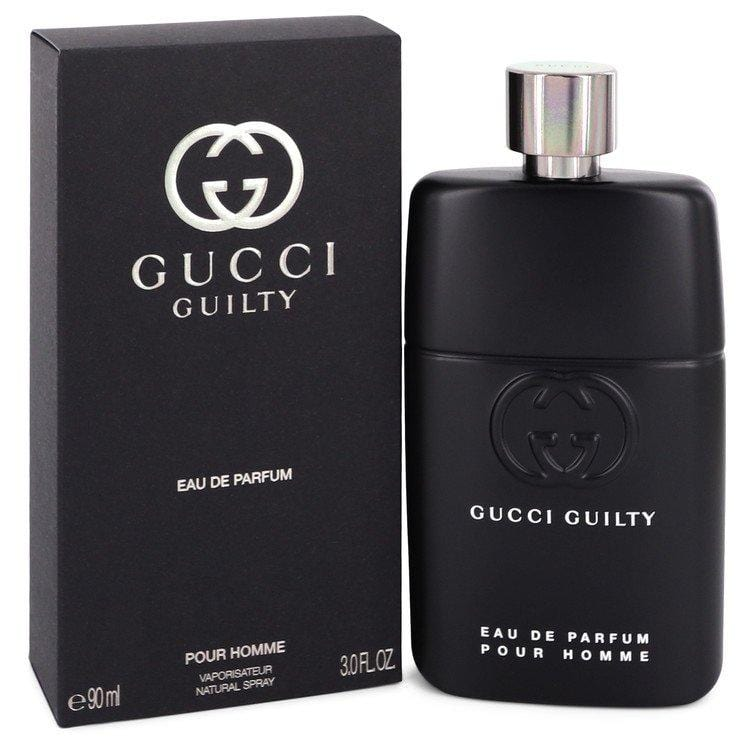 Gucci Guilty Pour Homme by Gucci Eau De Parfum Spray 3 oz for Men - Oliavery
