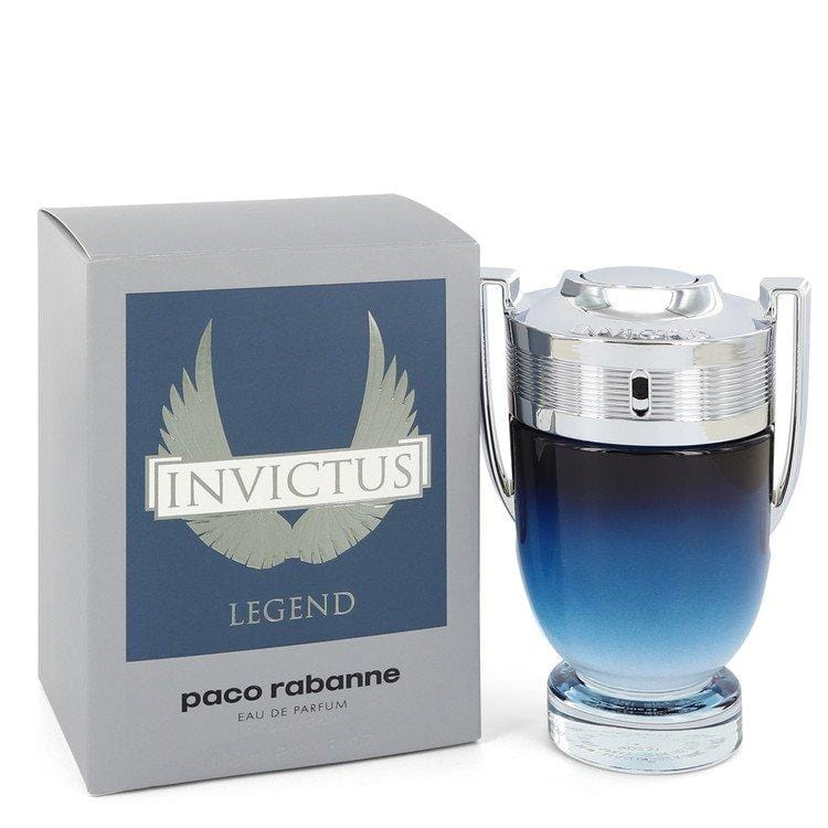 Invictus Legend by Paco Rabanne Eau De Parfum Spray (unboxed) 3.4 oz for Men