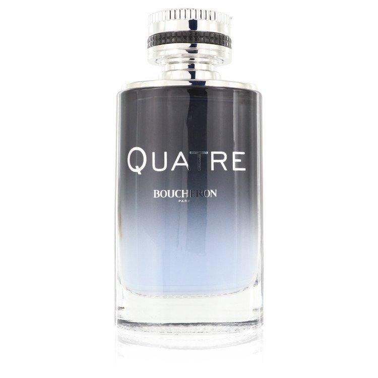 Quatre Absolu De Nuit by Boucheron Eau De Parfum Spray (unboxed) 3.3 oz for Men