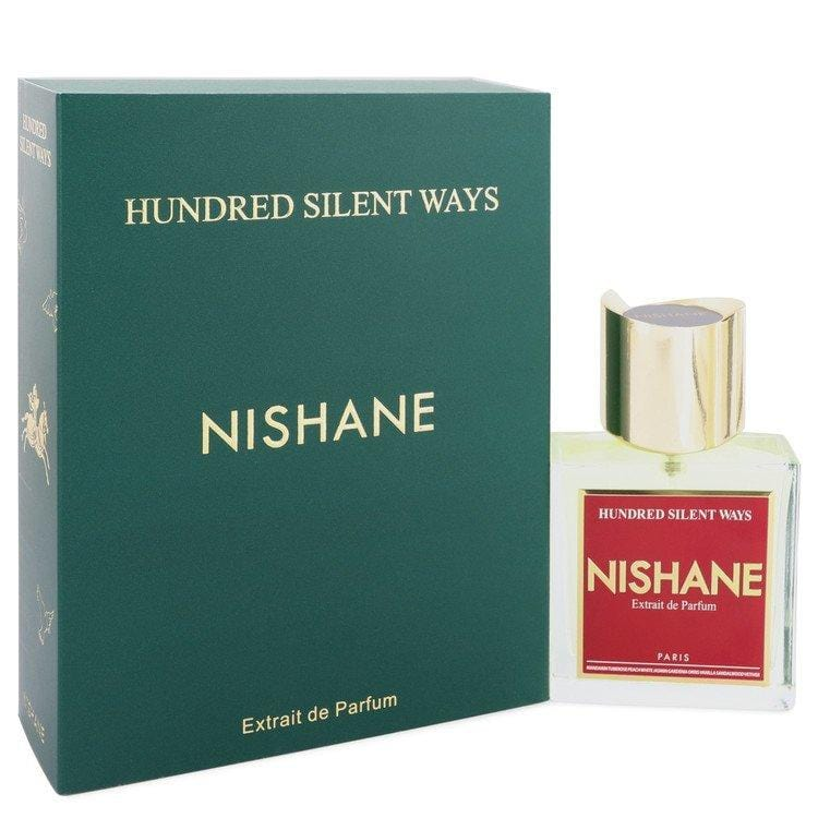 Hundred Silent Ways by Nishane Extrait De Parfum Spray (Unisex Unboxed) 1.7 oz for Women - Oliavery