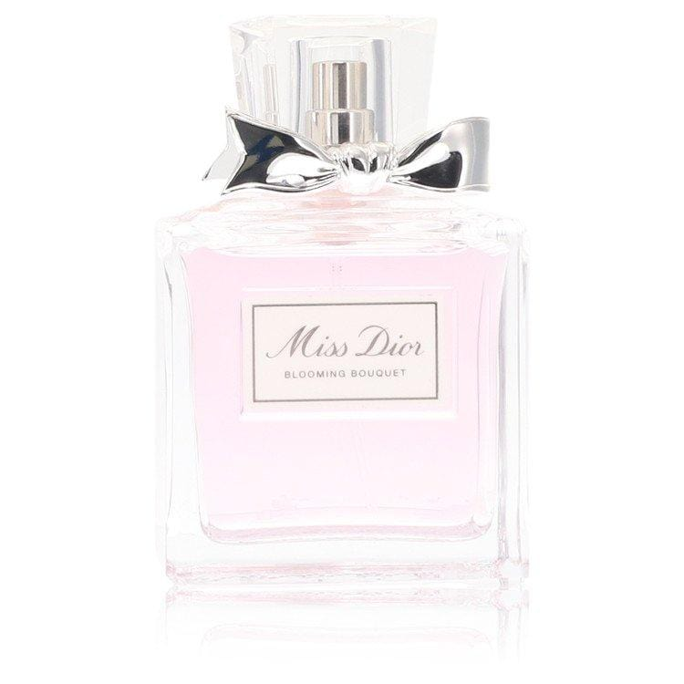 Miss Dior Blooming Bouquet by Christian Dior Eau De Toilette Spray (unboxed) 3.4 oz for Women