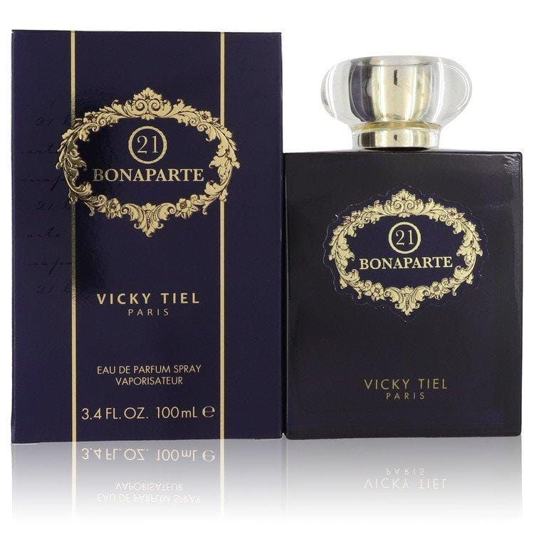 Bonaparte 21 by Vicky Tiel Eau De Parfum Spray 3.4 oz for Women - Oliavery