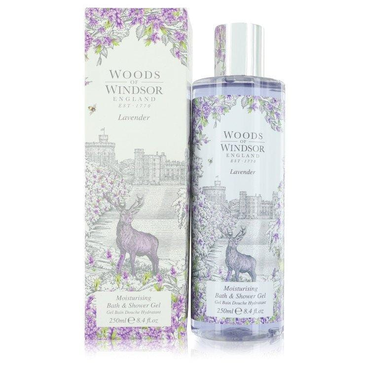 Lavender by Woods of Windsor Shower Gel 8.4 oz for Women - Oliavery