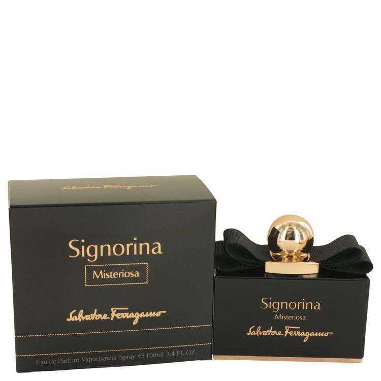 Signorina Misteriosa by Salvatore Ferragamo Eau De Parfum Spray (unboxed) 1 oz for Women