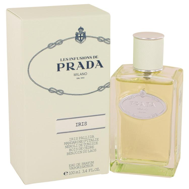 Prada Infusion D'iris by Prada Eau De Parfum Spray (unboxed) 3.4 oz for Women