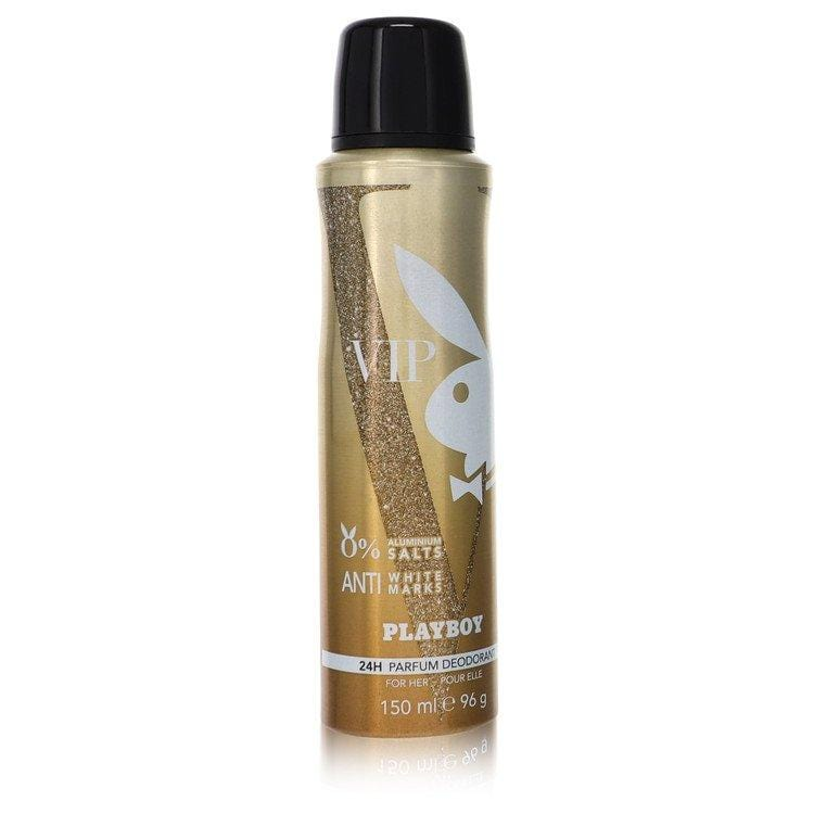 Playboy Vip by Playboy Perfumed Deodorant Spray 5 oz for Women - Oliavery