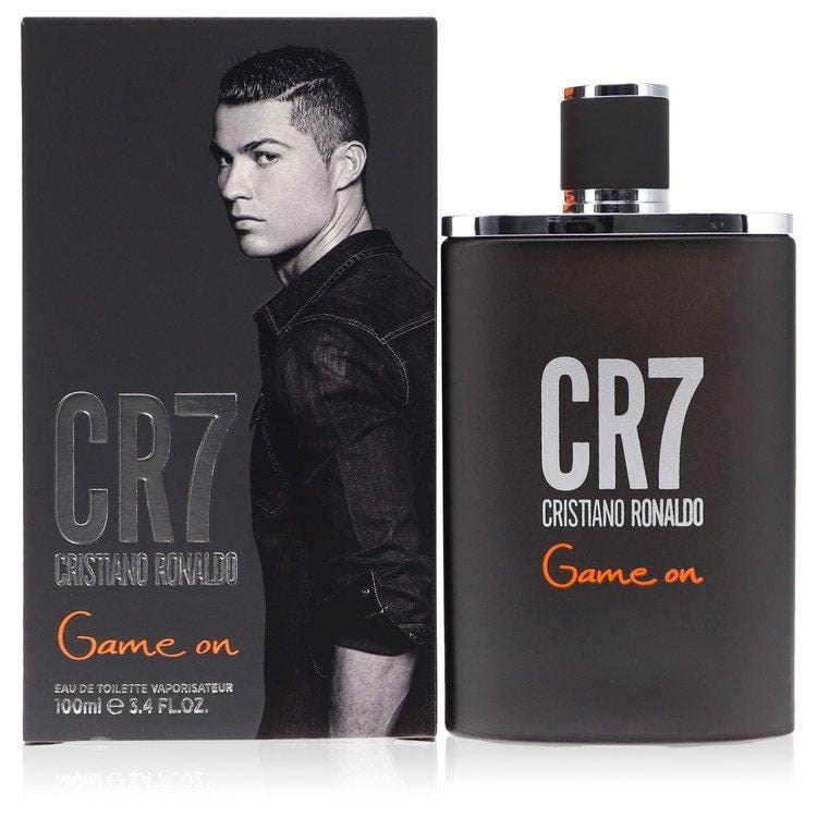 CR7 Game On by Cristiano Ronaldo Eau De Toilette Spray 3.4 oz for Men - Oliavery