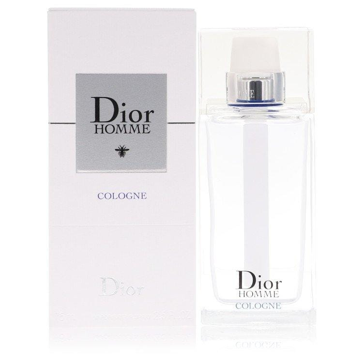 Dior Homme by Christian Dior Eau De Cologne Spray 2.5 oz for Men - Oliavery