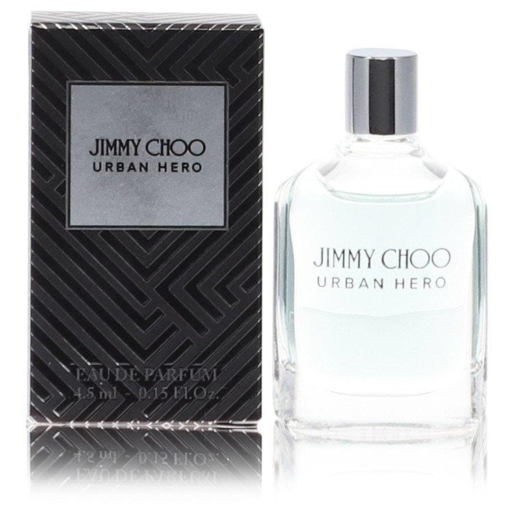 Jimmy Choo Urban Hero by Jimmy Choo Mini EDP .15 oz for Men - Oliavery