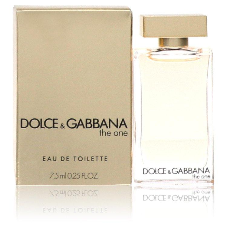 The One by Dolce & Gabbana Mini EDT .25 oz for Women - Oliavery