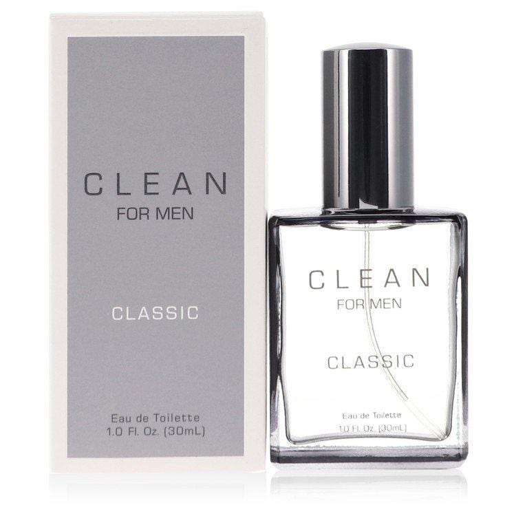 Clean Men by Clean Eau De Toilette Spray 1 oz for Men - Oliavery