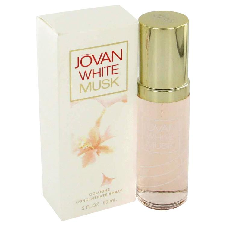 JOVAN WHITE MUSK by Jovan Cologne Spray (unboxed) oz for Women