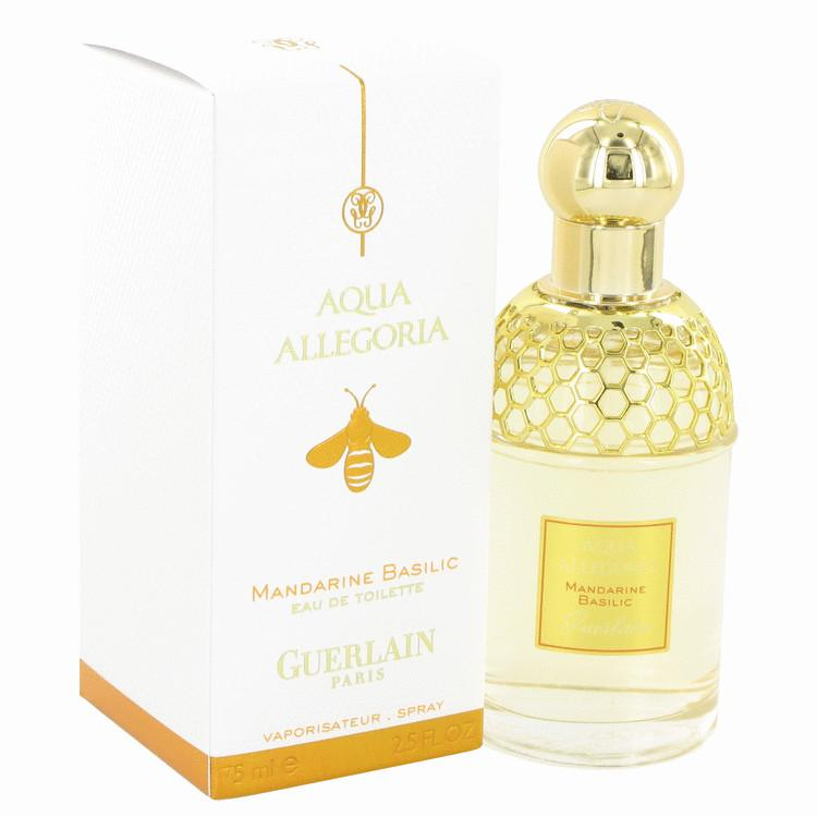 AQUA ALLEGORIA Mandarine Basilic by Guerlain Eau De Toilette Spray (unboxed) 4.2 oz for Women - Oliavery