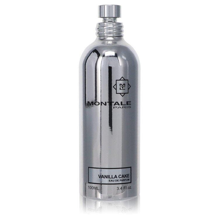 Montale Vanilla Cake by Montale Eau De Parfum Spray (Unisex unboxed) 3.4 oz for Women - Oliavery