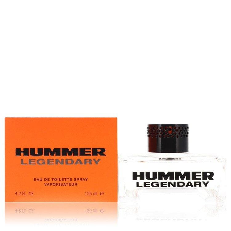 Hummer Legendary by Hummer Eau De Toilette Spray 4.2 oz for Men - Oliavery