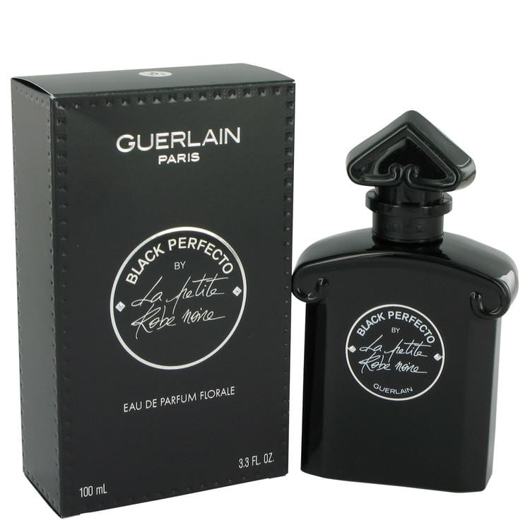 La Petite Robe Noire Black Perfecto by Guerlain Eau De Parfum Florale Spray (unboxed) 1.6 oz for Women - Oliavery