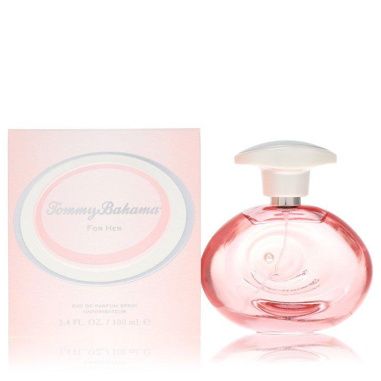 Tommy Bahama For Her by Tommy Bahama Eau De Parfum Spray 3.4 oz for Women - Oliavery