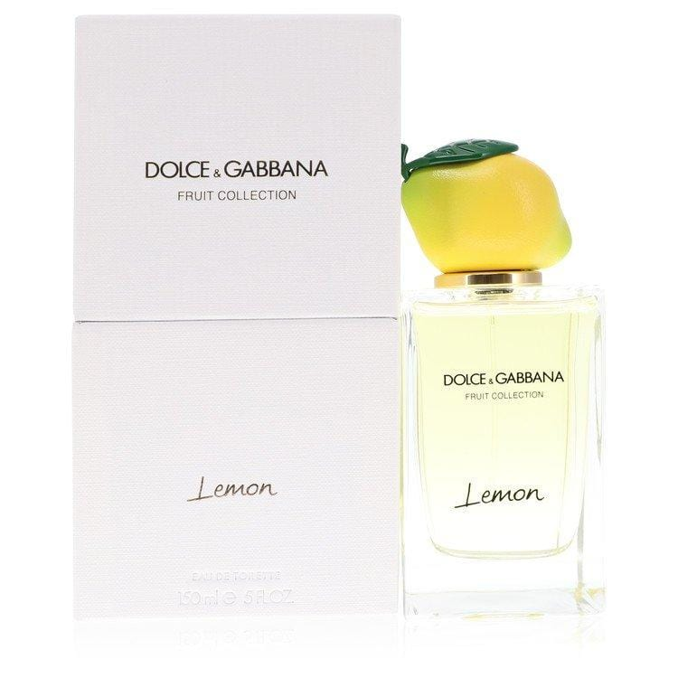 Dolce & Gabbana Fruit Lemon by Dolce & Gabbana Eau De Toilette Spray 5 oz for Women - Oliavery