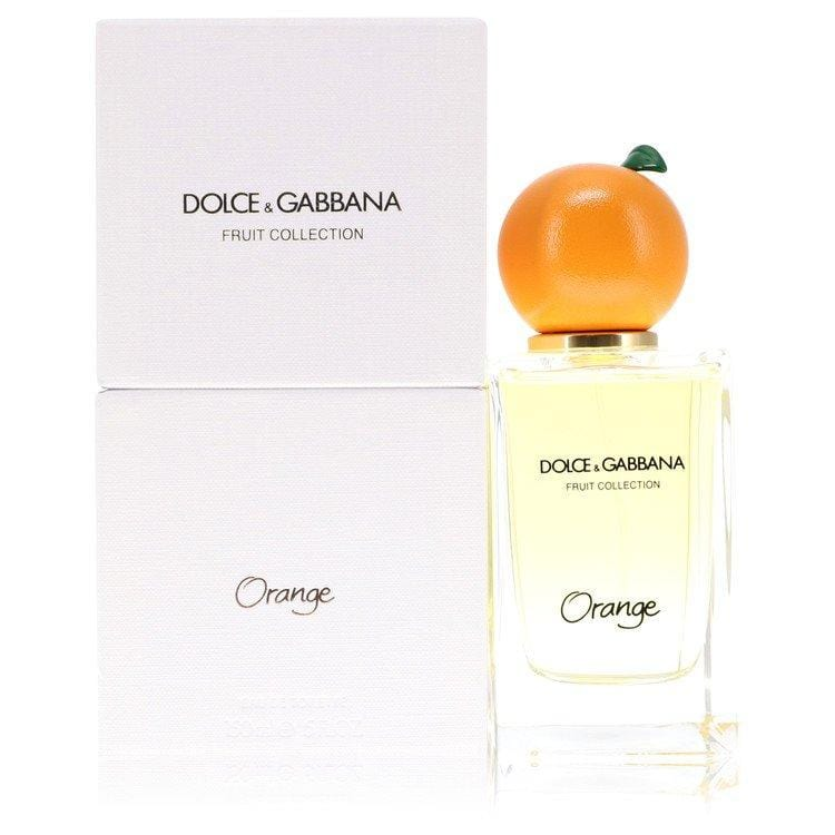 Dolce & Gabbana Fruit Orange by Dolce & Gabbana Eau De Toilette Spray 5 oz for Women - Oliavery
