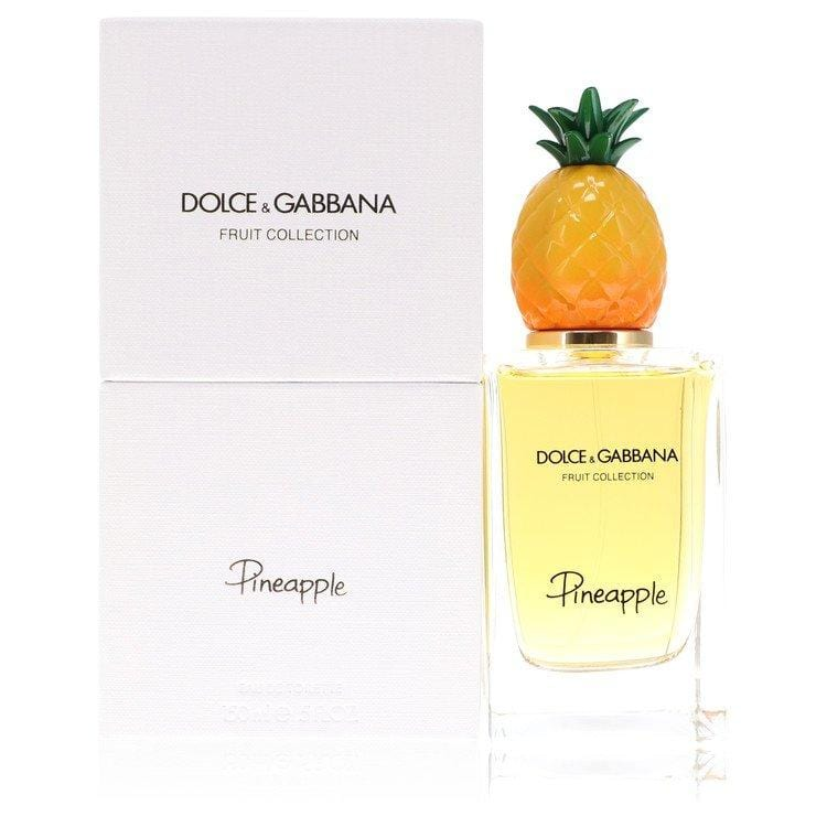 Dolce & Gabbana Pineapple by Dolce & Gabbana Eau De Toilette Spray 5 oz for Women - Oliavery