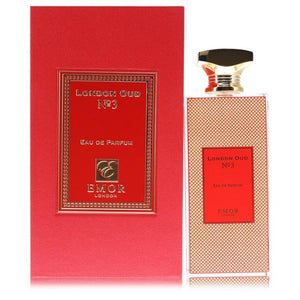 Emor London Oud No. 3 by Emor Eau De Parfum Spray (Unisex) 4.2 oz for Women - Oliavery