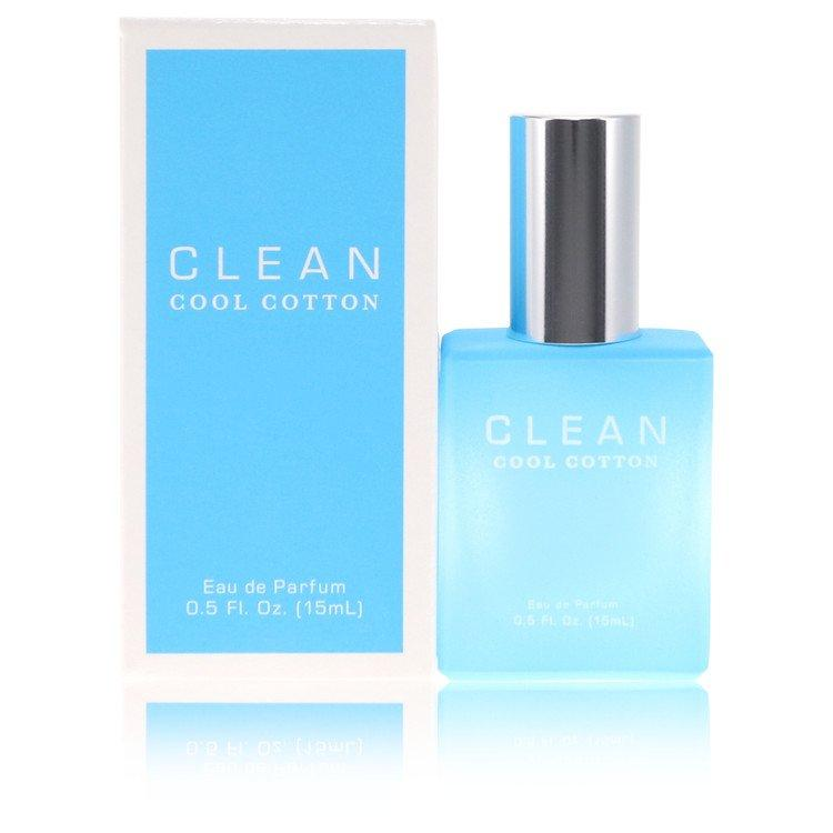 Clean Cool Cotton by Clean Eau De Parfum Spray .5 oz for Women - Oliavery