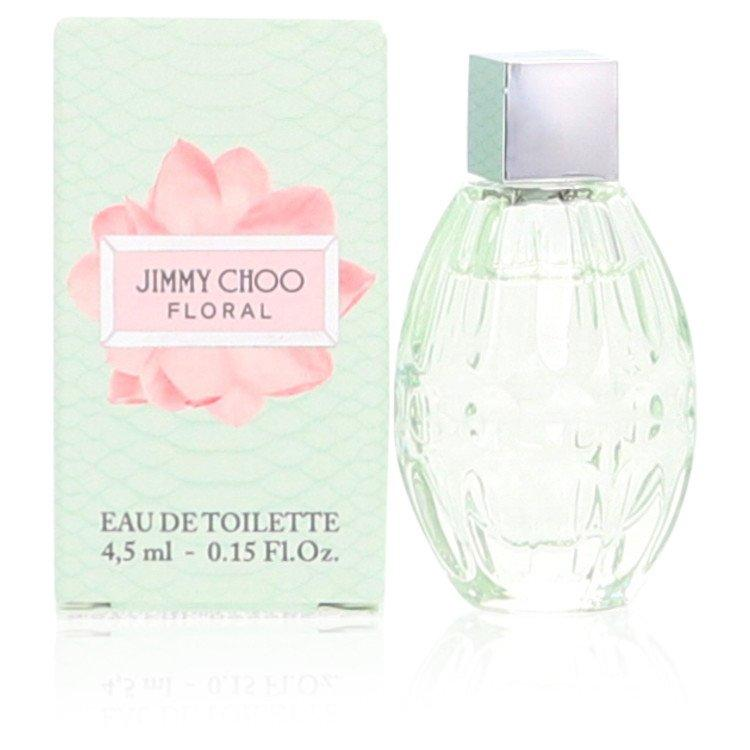 Jimmy Choo Floral by Jimmy Choo Mini EDT .15 oz for Women - Oliavery