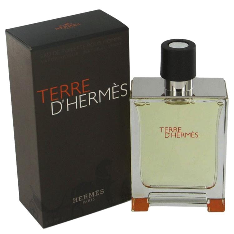 Terre D'Hermes by Hermes Eau De Toilette Spray for Men