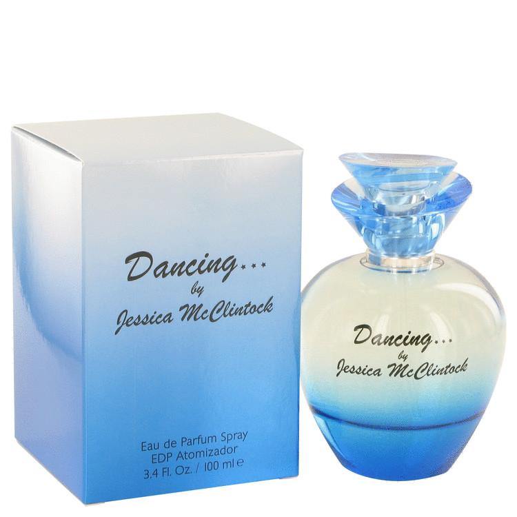 Dancing by Jessica McClintock Eau De Parfum Spray (unboxed) 3.4 oz for Women