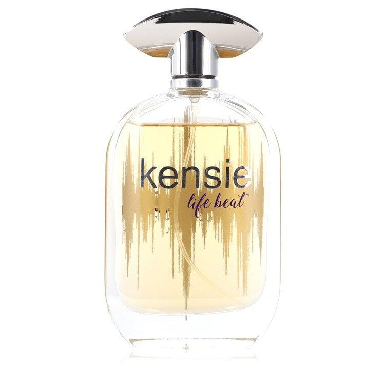 Kensie Life Beat by Kensie Eau De Parfum Spray (unboxed) 3.4 oz for Women