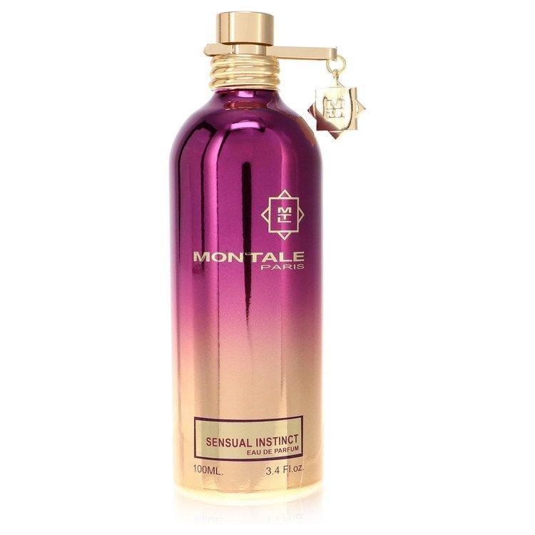 Montale Sensual Instinct by Montale Eau De Parfum Spray (Unisex unboxed) 3.4 oz for Women