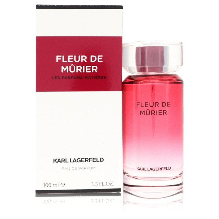 Fleur de Murier by Karl Lagerfeld Eau De Parfum Spray 3.3 oz for Women - Oliavery